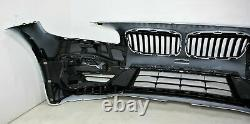 Bmw Panel bumper primed front 2' F45 F46 Mineral White A96