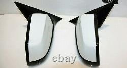 Bmw oem Exterior mirror glass heated left right ALPINWEISS 3 Top view camera F10
