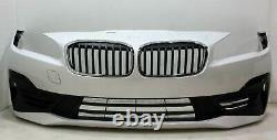 Bmw oem Panel bumper primed front 2' F45 F46 Mineral White A96